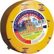 Сыр сычужный твердый Костромской