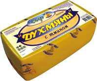 Сыр сычужный твердый Духмяны