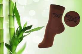 Носки женские бамбуковые (Арт. LB127)