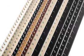 Заготовки набоек полиуретановых для ремонта мужской обуви