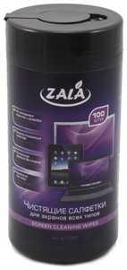 Салфетки для экранов всех типов ZALA
