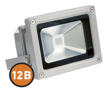 Светодиодный прожектор PFL/12VDC цветного свечения ТМ Jazzway