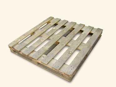 Паллет квадратный типовой 1200x1200