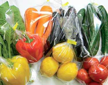 Пакеты для хранения овощей и фруктов