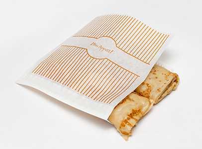 Бумажные конверты для блинов