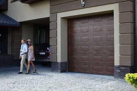 Ворота гаражные Alutech Standard