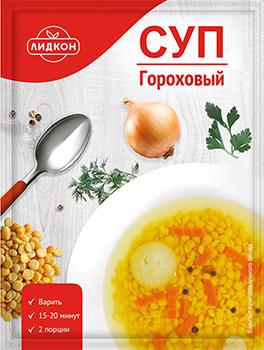 Суп гороховый Лидкон 70 г