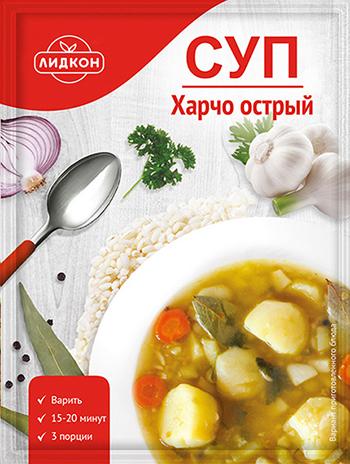 Суп харчо острый Лидкон 70 г