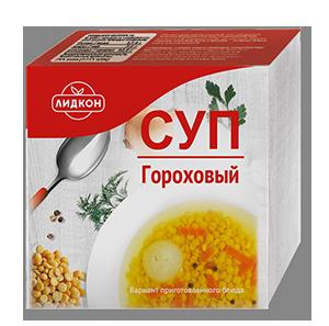 Суп гороховый Лидкон 200 г