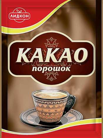Какао-порошок Лидкон