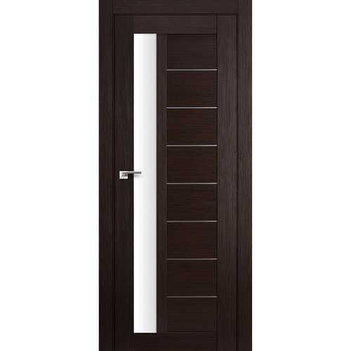 Межкомнатная дверь Profil Doors 37X Венге мелинга