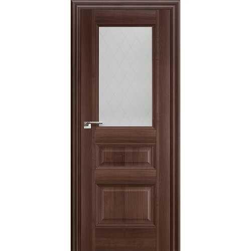 Межкомнатная дверь Profil Doors 67X орех сиена