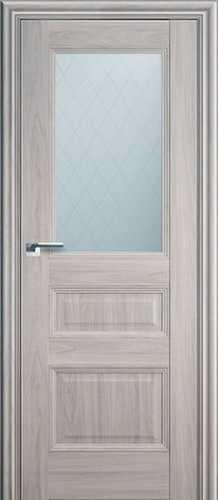 Межкомнатная дверь Profil Doors 67X орех пекан