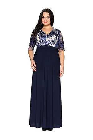Платье вечернее артикул А-7037