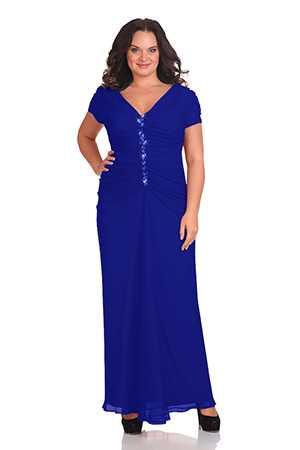 Платье вечернее артикул А-1142