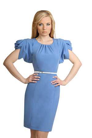 Платье женское артикул А-1033