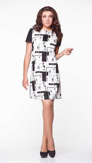 Платье женское Andrea Style артикул 4008а