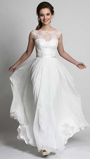 Платье свадебное Andrea Style артикул 6001