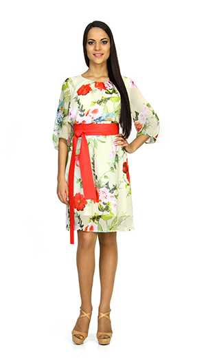 Платье женское Andrea Style артикул 7058