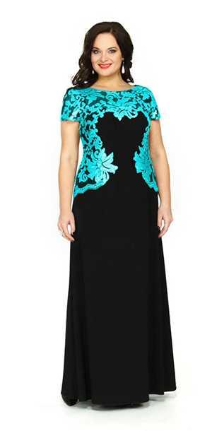 Платье вечернее Andrea Style артикул 8017