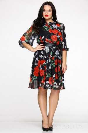Платье женское Andrea Style артикул 8006