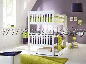 Кровать двухъярусная Кати