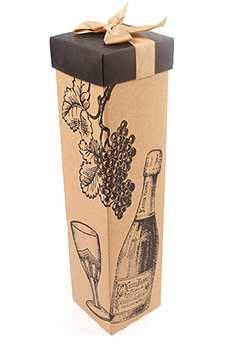 Подарочные коробки для вина, водки и других спиртных напитков