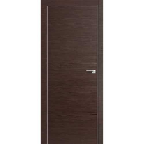 Межкомнатная дверь Profil Doors 1Z Венге Кроскут