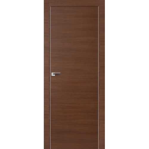 Межкомнатная дверь Profil Doors 1Z Малага Черри Кроскут