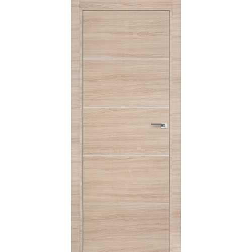 Межкомнатная дверь Profil Doors 7Z Капучино Кроскут