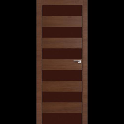 Межкомнатная дверь Profil Doors 8Z Малага Черри Кроскут