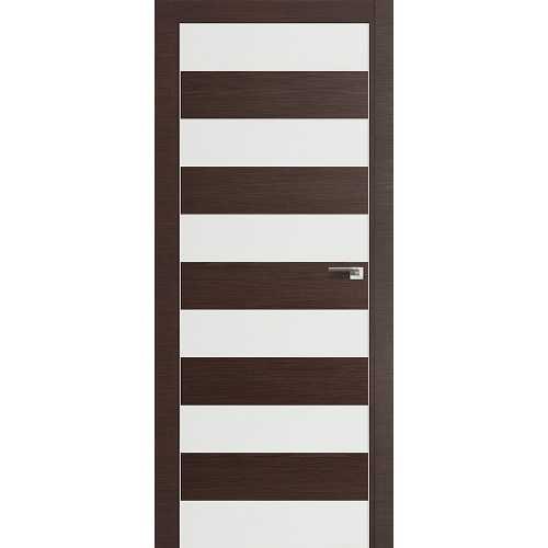 Межкомнатная дверь Profil Doors 8Z Венге Кроскут