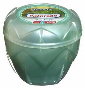 Освежитель воздуха гелевый Kolorado 150 мл Зеленый чай