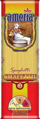 Макаронные изделия Ameria Спагетти 400г