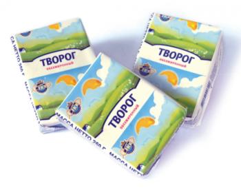 Творог нежирный 250 гр - СПК Агрокомбинат Снов