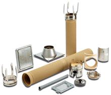 Дымоходная система из керамики Schiedel KERANOVA