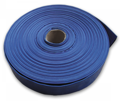 Напорный рукав ПВХ плоской намотки 1¼' (32мм)