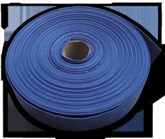 Напорный рукав ПВХ плоской намотки 1½' (38мм)