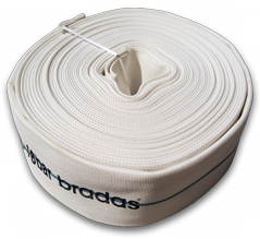 Текстильный напорный рукав плоской намотки 2' (50мм)
