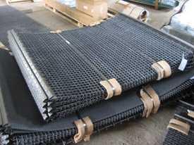 Промышленные металлические сита для грохотов