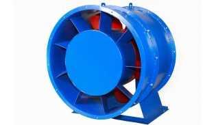 Вентиляторы осевые ВО 25-188 (ВО 36-160)