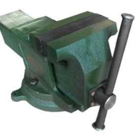 Тиски слесарные ТСЧ-140 п\п Гост 4045-75