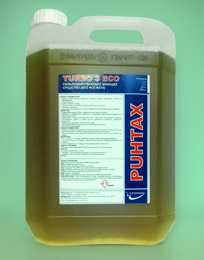 TURBO 3 ECO сильнодействующее моющее средство (без фосфата) 1 л
