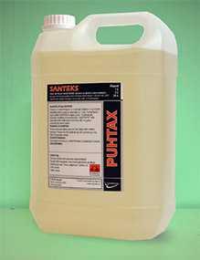 SANTEKS сильнодействующее кислотное чистящее средство для удаления ржавчины и известкового налета 5 л