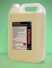 SANTEKS сильнодействующее кислотное чистящее средство для удаления ржавчины и известкового налета 25 л