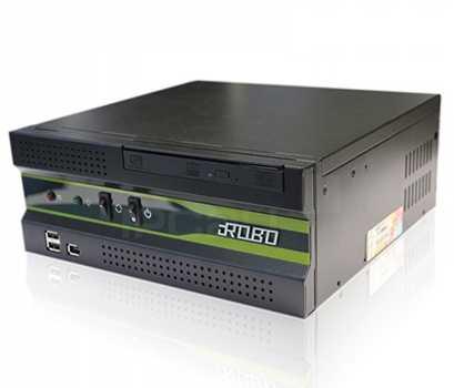 Компьютер компактный промышленный iROBO-3000-00i2-G2 - IPC2U
