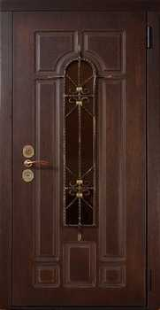 Входные металлические двери Dekor(Декор) D1