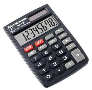 Калькулятор Erich Krause 8-разрядов PC-101