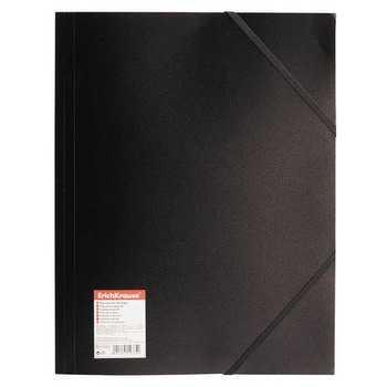 Папка на резинках ERICH KRAUSE Standard А4, 6 отделений, 0,5мм
