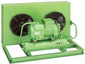 Агрегат компрессорно - конденсаторный воздушного охлаждения одноступенчатый LH32/2KC-05.2